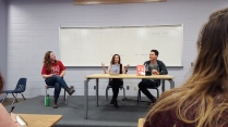 Maggie Thrash and Josh Sundquist talk about memoir writing